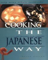 Cooking the Japanese Way