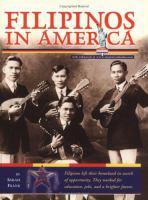 Filipinos in America