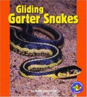 Gliding Garter Snakes