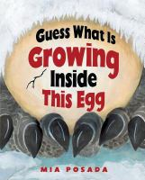Guess What Is Growing Inside This Egg