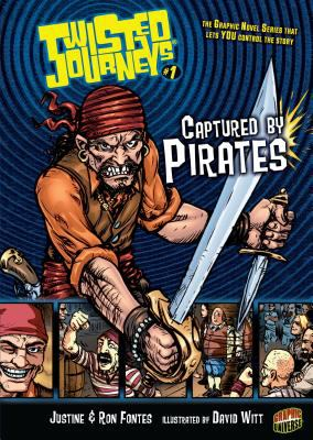 Twisted journeys, [vol.] 01 : captured by pirates
