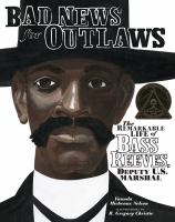 Cover of Bad News for Outlaws: the