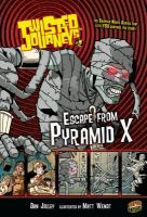 Escape From Pyramid X