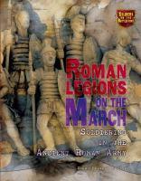 Roman Legions on the March