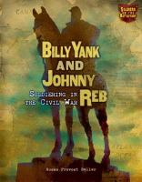 Billy Yank and Johnny Reb