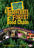 A Temperate Forest Food Chain