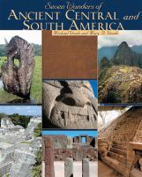 Seven Wonders of the Ancient Central and South America