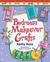 Bedroom Makeover Crafts