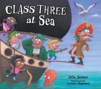 Class Three at Sea