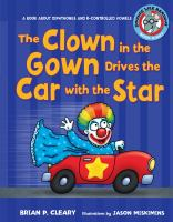 The Clown in the Gown Drives the Car With the Star