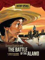 Enrique Esparza and the Battle of the Alamo