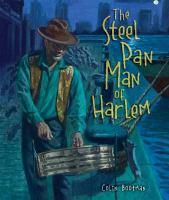 Steel Pan Man of Harlem