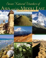 Seven Natural Wonders of Asia and the Middle East