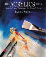 The Acrylics Book