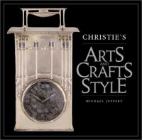 Arts and Crafts Style