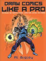 Draw Comics Like A Pro