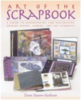 Art of the Scrapbook