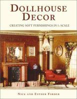 Dollhouse Decor