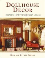 Dollhouse Decor