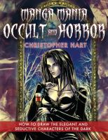 Manga Mania Occult and Horror