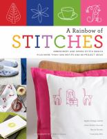 A Rainbow of Stitches