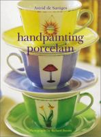 Handpainting Porcelain