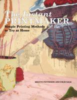 The Instant Printmaker