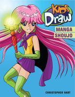 Kids Draw Manga Shoujo