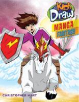 Kids Draw Manga Fantasy