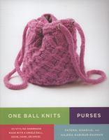One Ball Knits