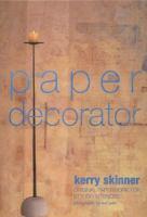 The Paper Decorator