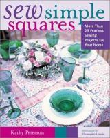 Sew Simple Squares