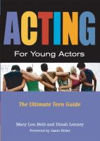 Acting for Young Actors