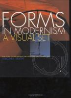 Forms in Modernism