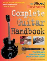 The Billboard Illustrated Complete Guitar Handbook
