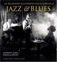 The Billboard Illustrated Encyclopedia of Jazz & Blues