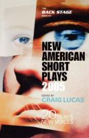 The Back Stage Book of New American Short Plays