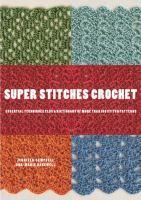 Super Stitches Crochet