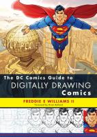The DC Comics Guide to Digitally Drawing Comics
