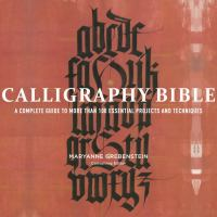 Image: Calligraphy Bible