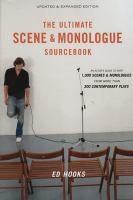 The Ultimate Scene & Monologue Sourcebook