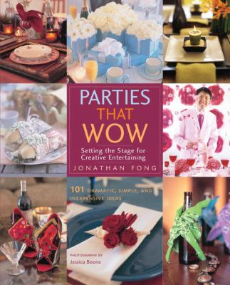 Parties that Wow book cover