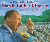 A Picture Book of Martin Luther King, Jr