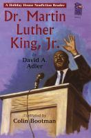 Dr. Martin Luther King, Jr