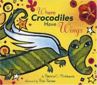 Where Crocodiles Have Wings