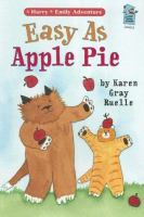 Easy as Apple Pie : A Harry and Emily Adventure