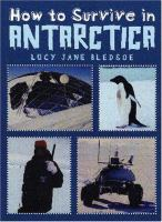 How to Survive in Antarctica
