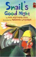 Snail's Good Night
