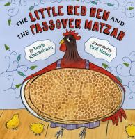 The Little Red Hen and the Passover Matzah