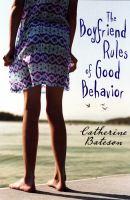 The Boyfriend Rules of Good Behavior